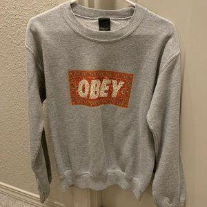 Obey Crewneck Sweatshirt